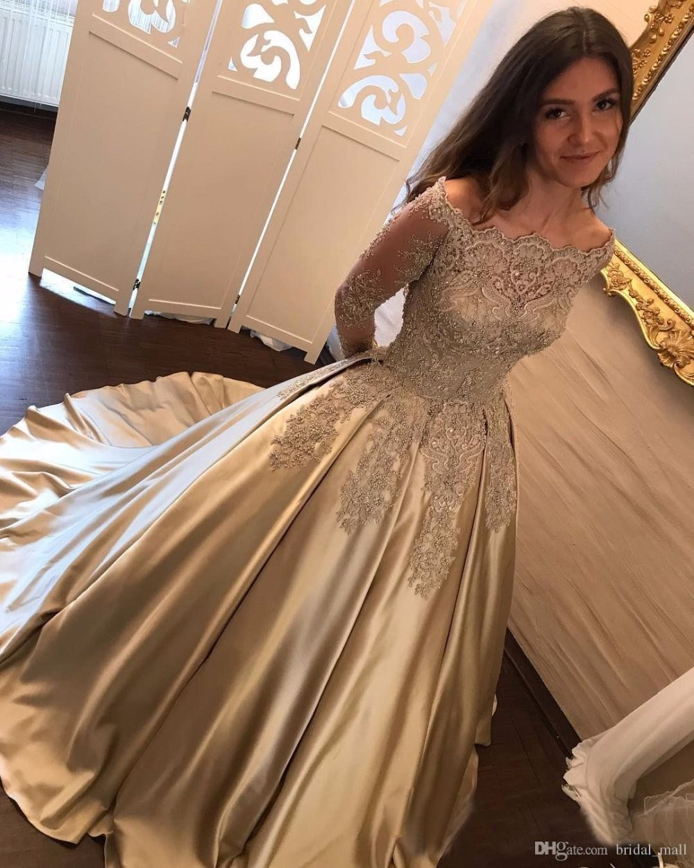 Elegant long sleeves homecoming dressesaline homecoming dresses