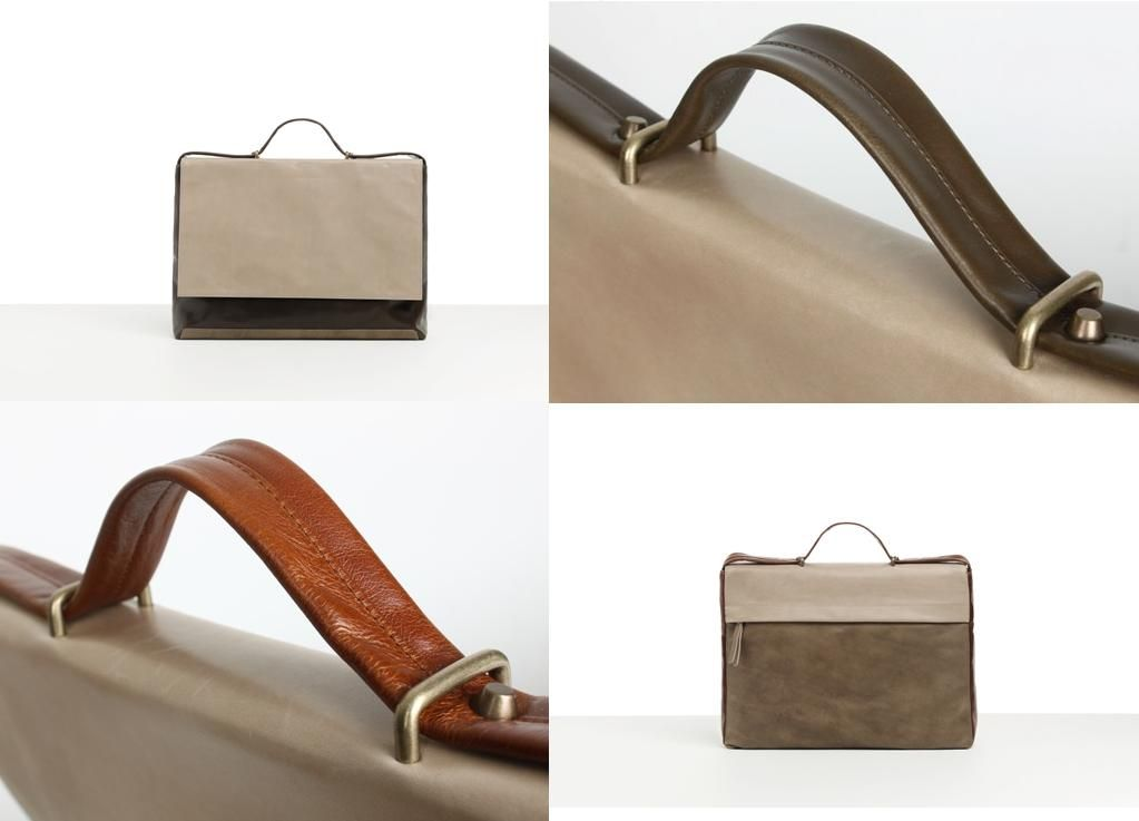C8 Briefcase