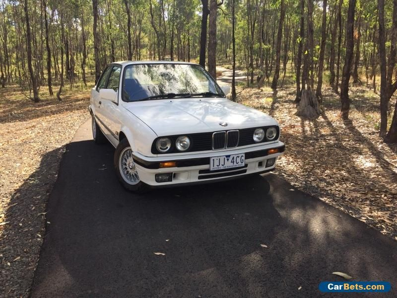 BMW E I Manual Coupe Bmw I Forsale Australia Cars - Bmw 325i manual