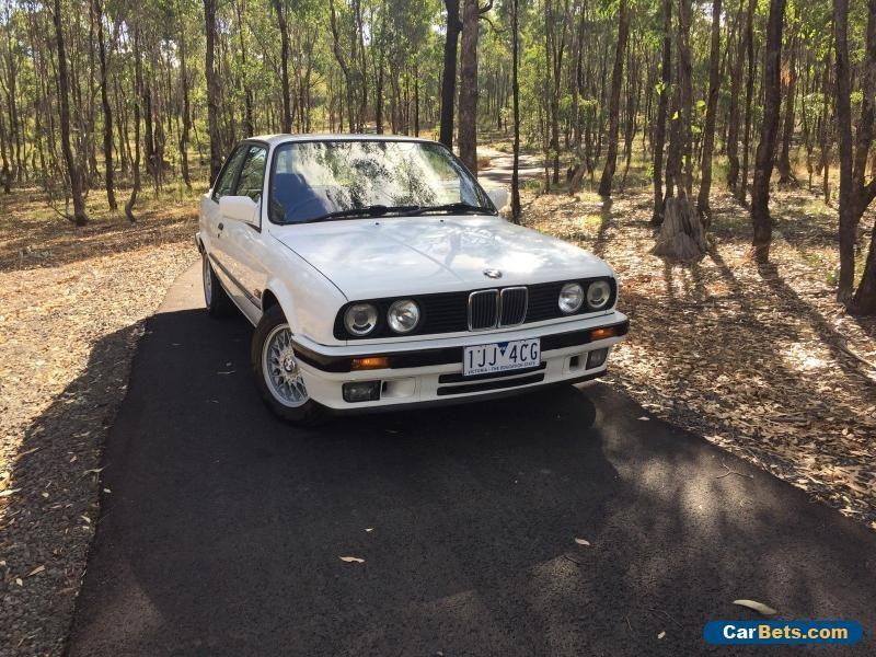 bmw e30 325i manual coupe #bmw #325i #forsale #australia   cars