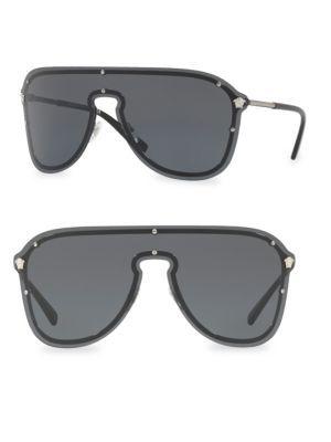 e50db0709c20 VERSACE Shield Sunglasses. #versace # | Versace Men | Versace ...