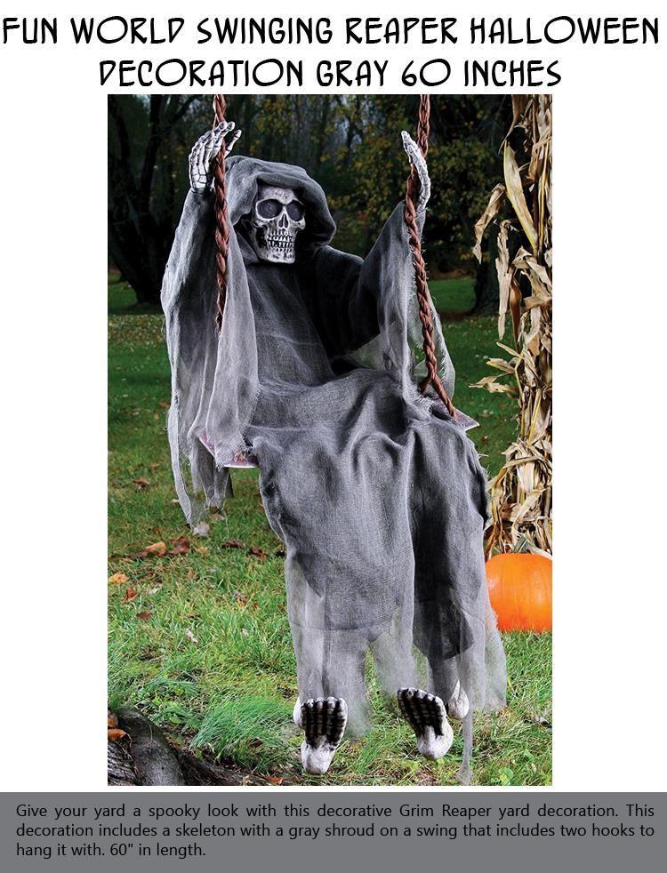 Top Ten Outdoor Halloween Decorations Outdoor halloween