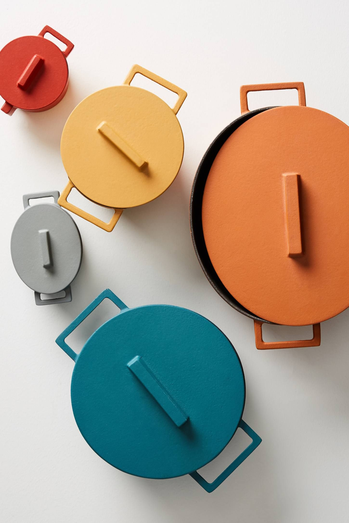 Colorful Kitchen Supplies: Shop The Sambonet Terra.Cotto Sauce Pot With Lid And More