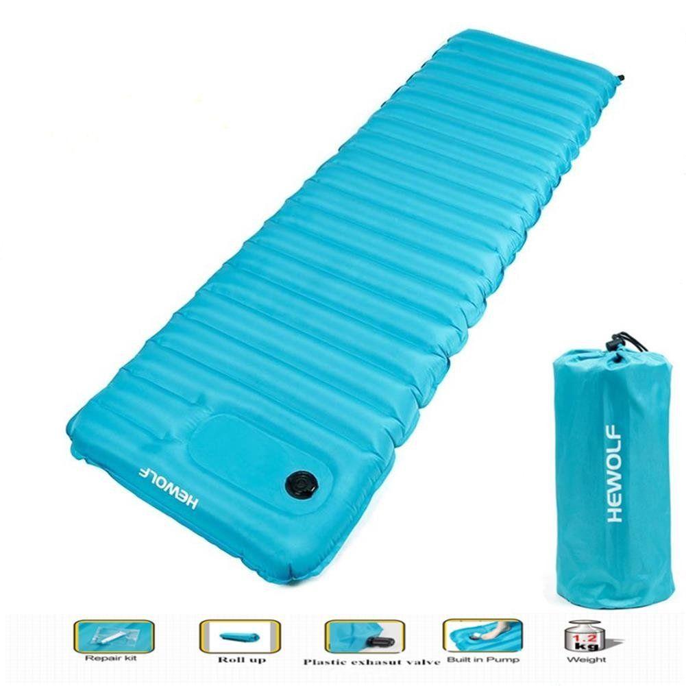 Ultralight Inflatable Camping Sleeping Mat/pad Air
