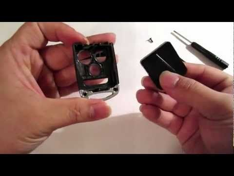 How To Replace Battery In Acura Key Fob Transmission Service