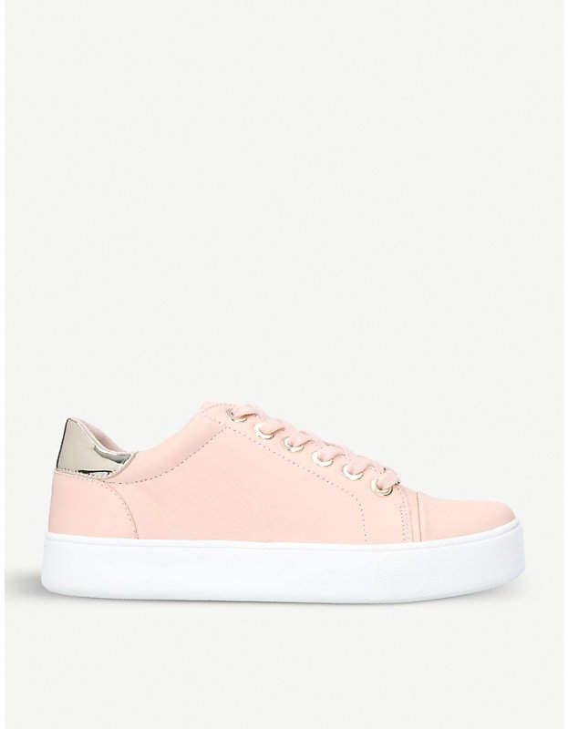 Leather trainers, Kurt geiger shoes