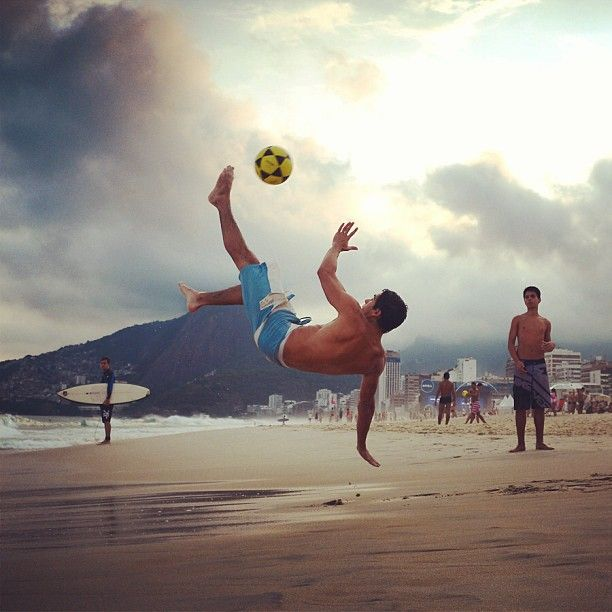 Get ready. The 2014 FIFA #WorldCup in #Brazil kicks off exactly 1 year from today!