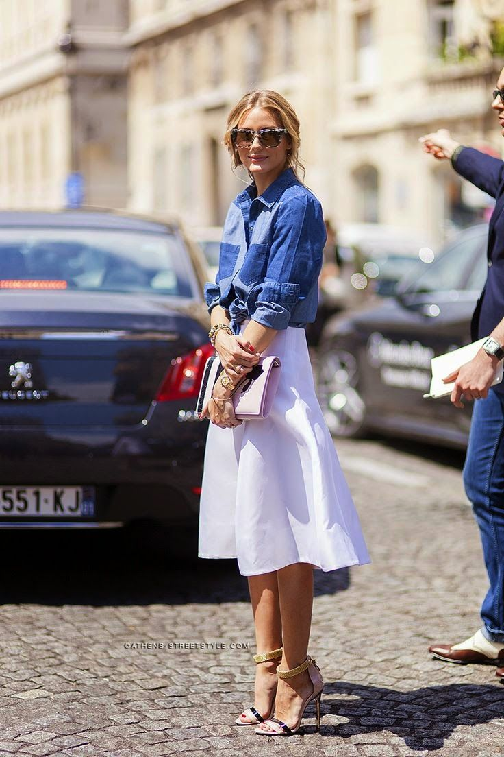 The Olivia Palermo Lookbook : Fashion Inspiration by Olivia Palermo