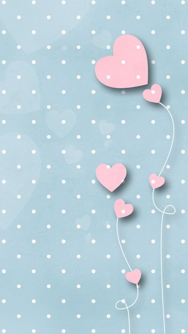 Download This Lovely Pink Hearts Wallpapers For Vintage Lovers Http M9 My Go Am Iphone Fondos De Pantalla Fondos Whatsapp Fondos De Pantalla Amor