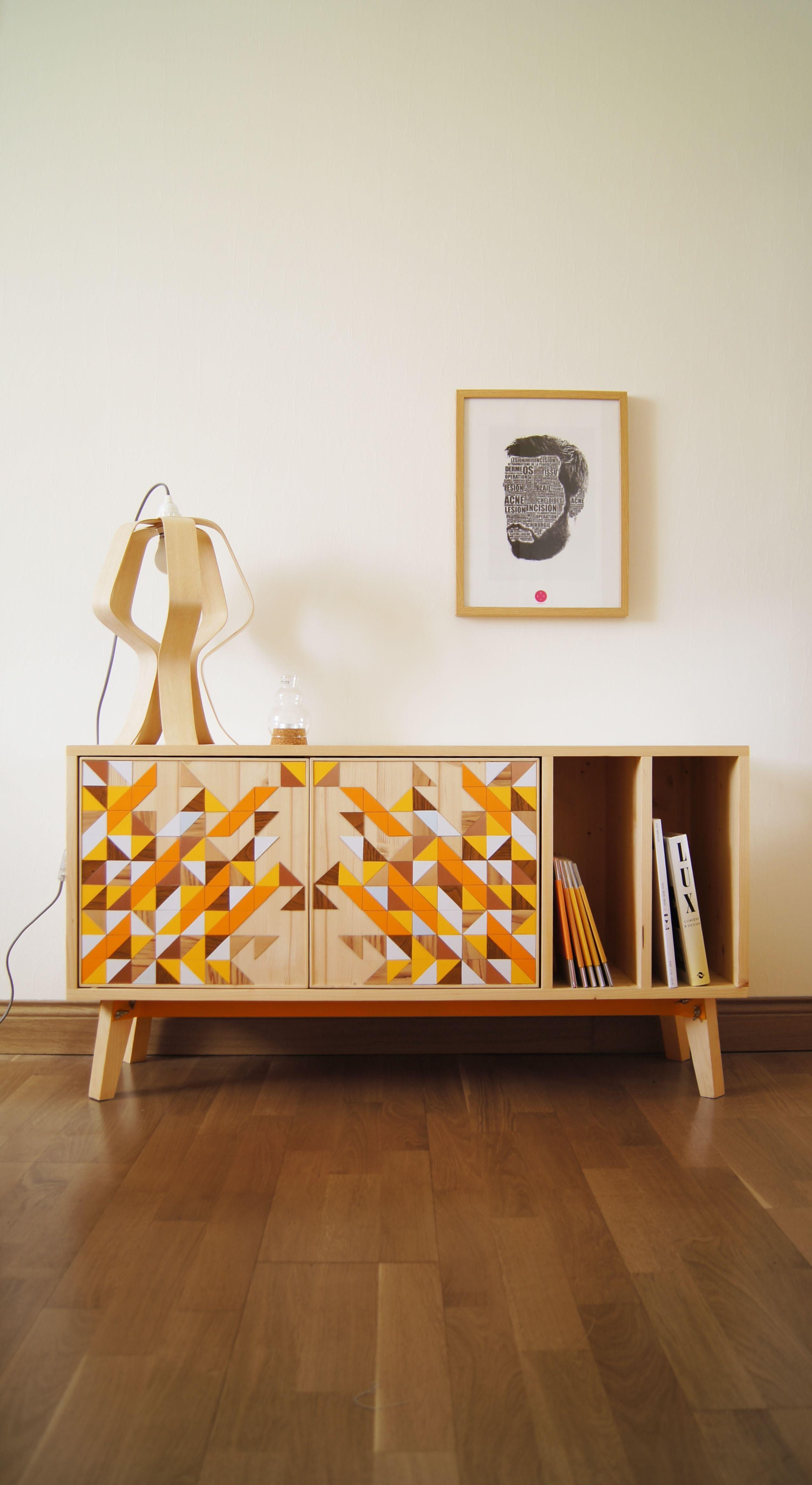 oslo r interpr te la marqueterie diy par mathildefond geometrie pinterest gesellenst ck. Black Bedroom Furniture Sets. Home Design Ideas