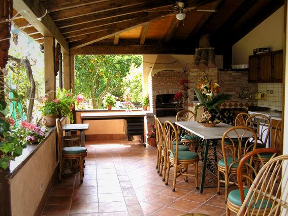 kitchen_1.jpg (567×425) | cucina all\'aperto | Pinterest