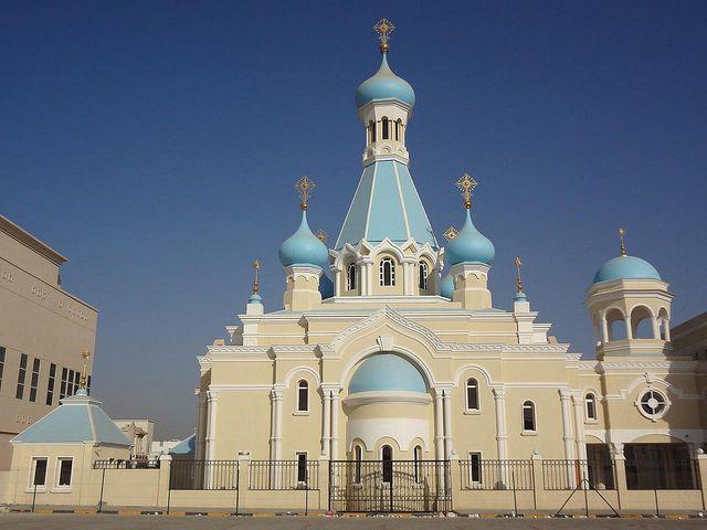 Churches In The Mena Page 5 In 2020 Church Sharjah Saint Philip
