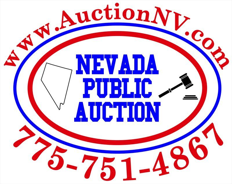 Premier Auction House in Southern Nevada www.AuctionNV.com