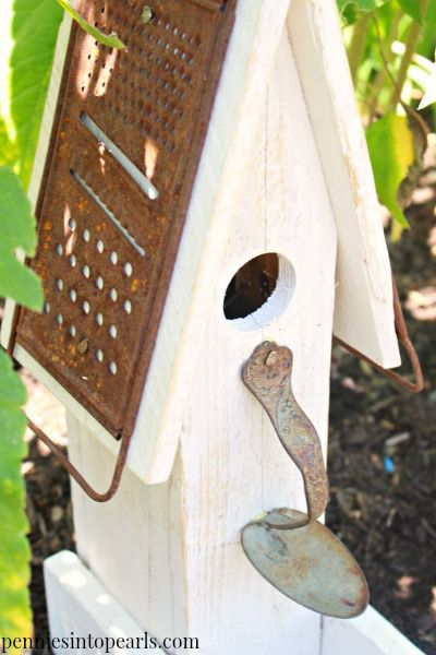 How To Make A Birdhouse From Scrap Wood Birdhouse
