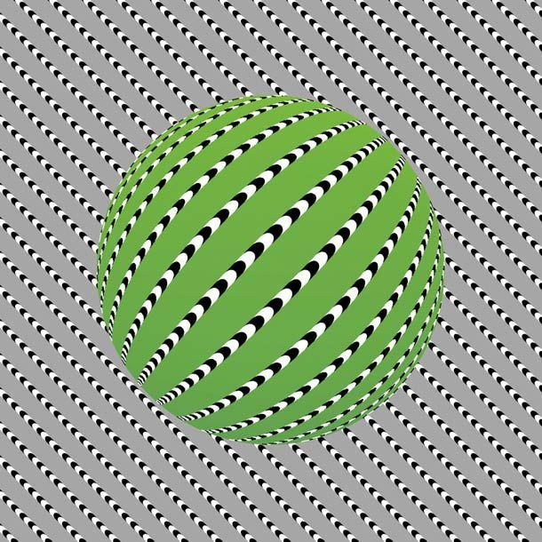 20 illusions d optique hypnotisantes d akiyoshi kitaoka illusions pinterest optique - Illusion optique dessin ...