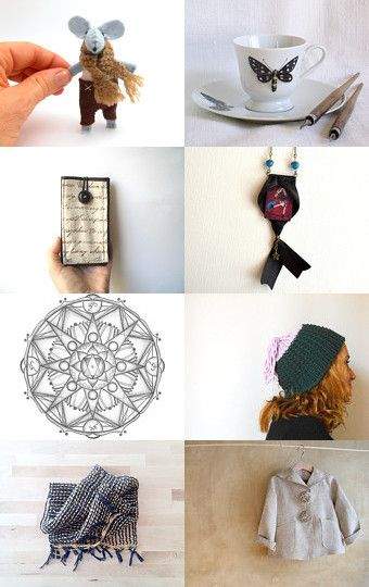 Simplicity by @Bynadialab on @Etsy @etsyitaliateam #handmade #accessories #semplicity #winter --Pinned with TreasuryPin.com