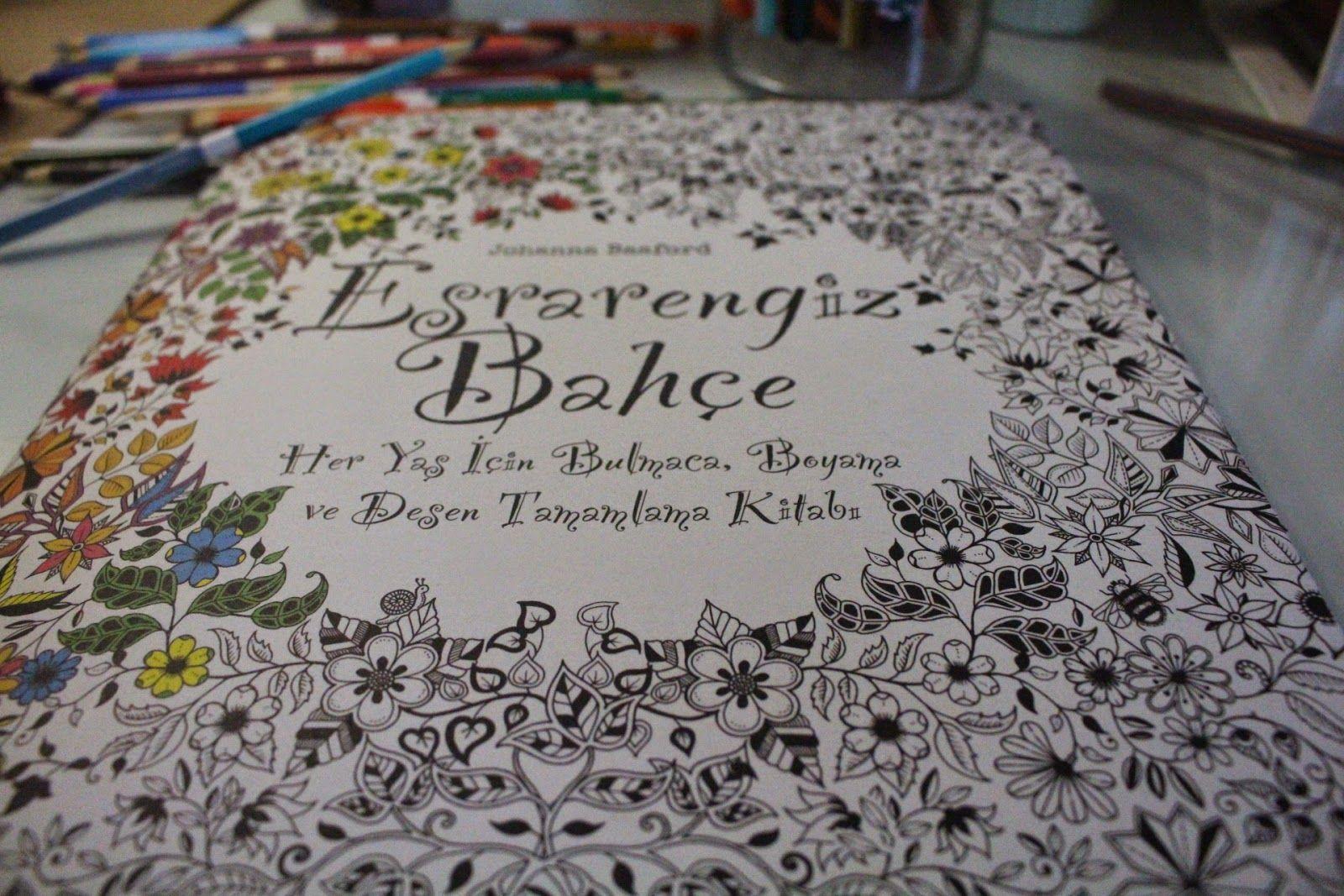 Büyükler Için Boyama Kitapları Hobi Pinterest
