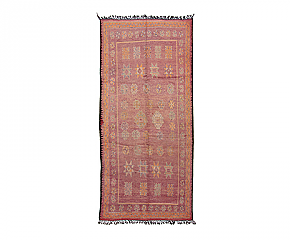 CHICHAOUI RUG - RED