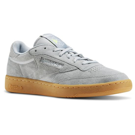 517178e13a946e Reebok - Club C 85 Indoor. Mens Leather ShoesLeather SneakersMen s ...