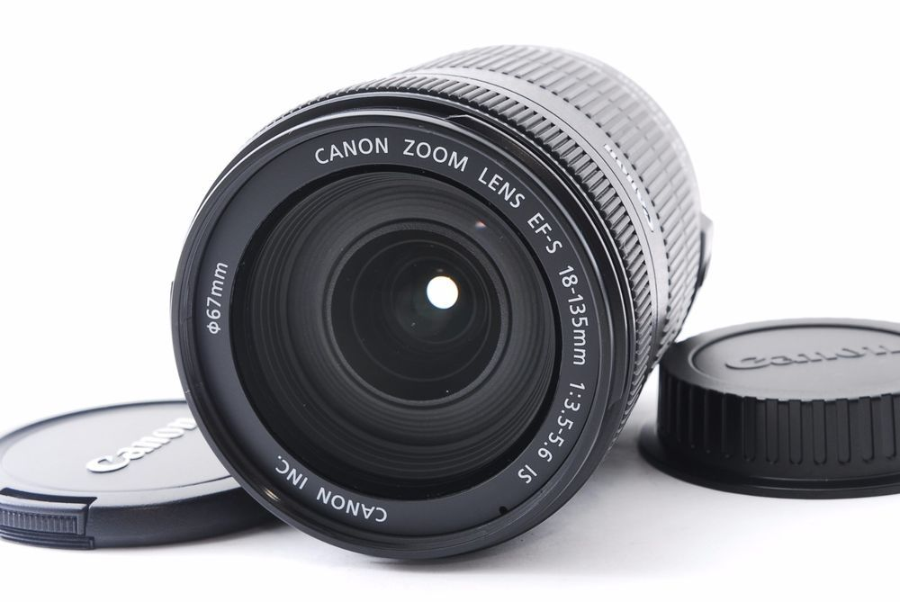 Canon Ef S 18 135mm F 3 5 5 6 Is Telephoto Zoom Lens W Case Exc From Japan Zoom Lens Telephoto Zoom Lens Canon Ef