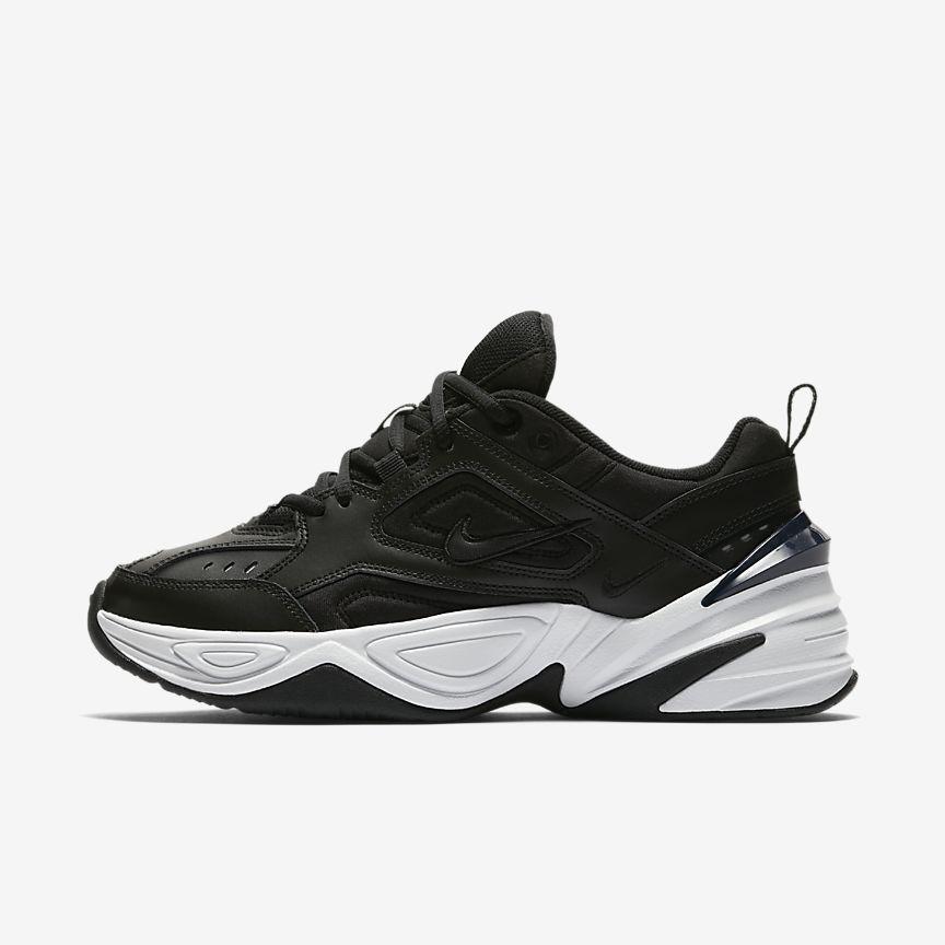 new styles b5fcb 97acc Nike M2K Tekno-sko til kvinder