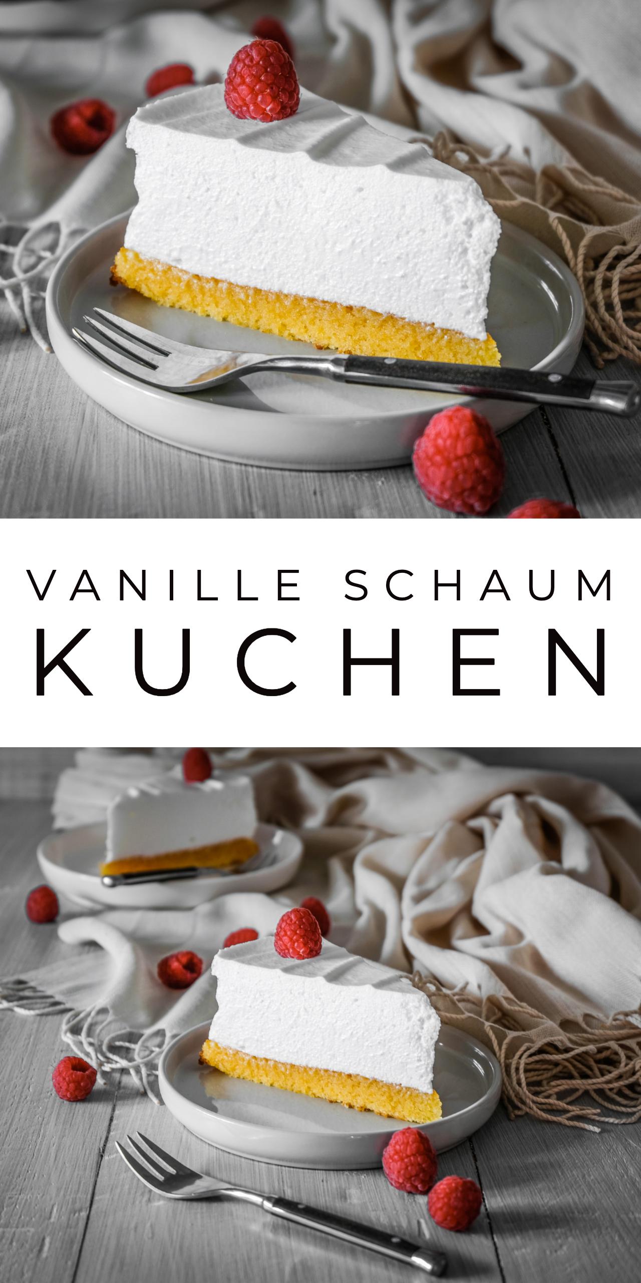 Vanille Schaum Kuchen (Sampita) #japanischerkäsekuchen