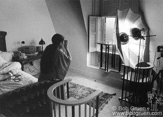 Yoko Ono Dakota Apartment 18 Sean Lennon