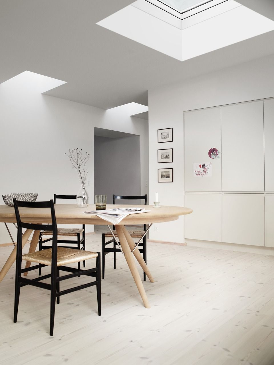 Flood Flat Roof Rooms With Natural Light Fresh Air