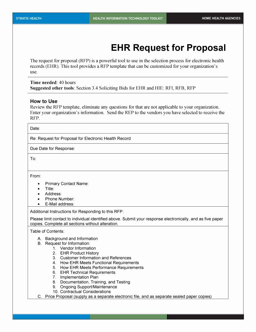 Free Rfi Form Template Inspirational 40 Best Request For Proposal Templates Examples Rpf Request For Proposal Proposal Templates Business Proposal Template