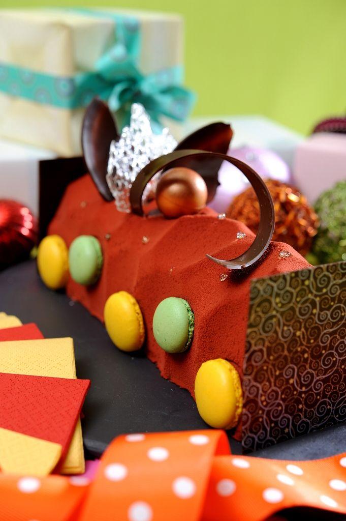 Chocolatey Marquise Gourmet Carousel Singapore Hotels Royal Plaza Gourmet