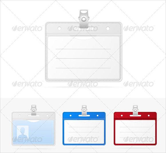 blank id card template identification card icon id card i d