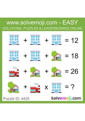 Emoji Maths Puzzles   Emoji, Math and Teacher