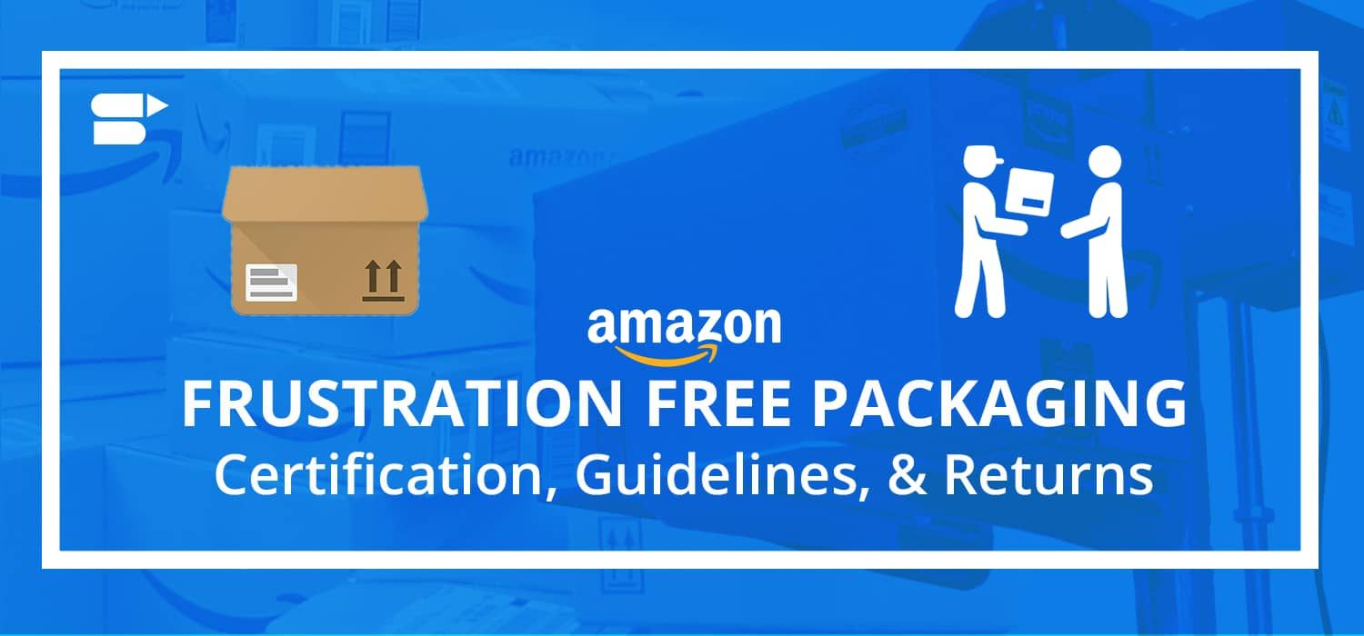 Amazon Frustration Free Packaging Certification