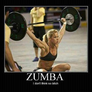 Zumba?