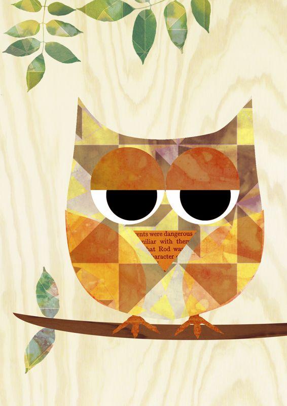 Geometric Owl on Branch II