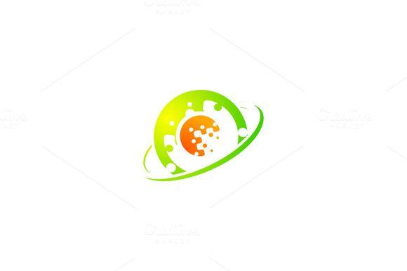 Technology logo @creativework247 Templates - Templates Printable