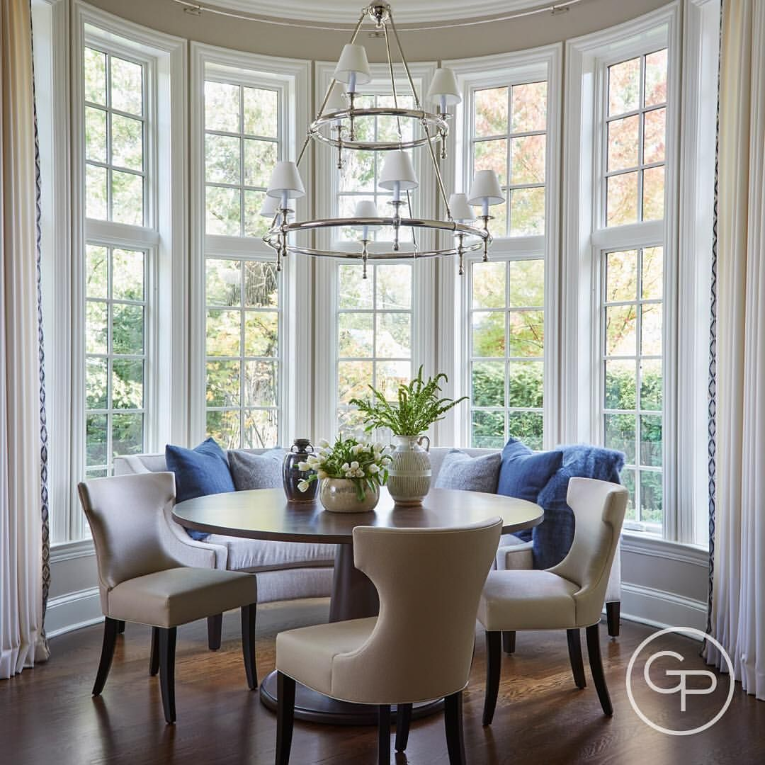 This Breakfast Nook We Designed For Our Client Is Everything We