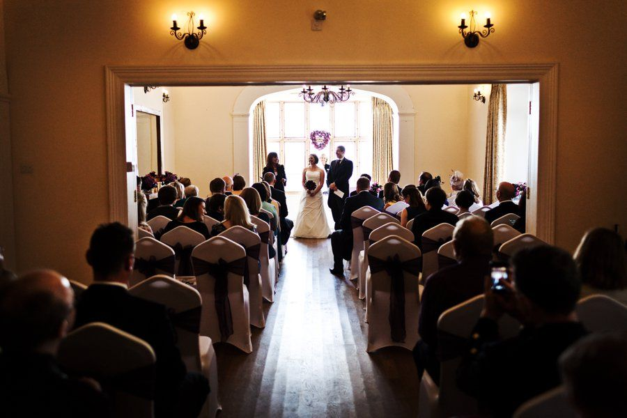 Gemma And Karl Held Their Wedding Day On Saay September 2017 At Caer Llan Near Monmouth Comrades A Splendid View Of The Wye Valley