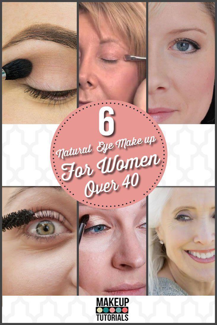 8 Natural Eye Make up For Women Over 8  Natural eye makeup