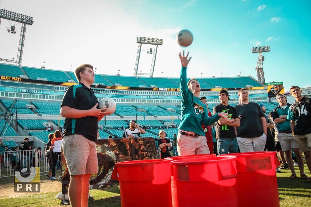 Audio Visual Event Planning Concert Production Rentals Jacksonville Jaguars Nfl Draft Jaguars