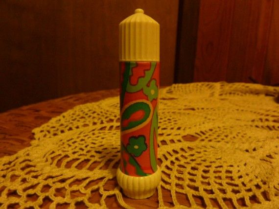 Avon Hawaiian White Ginger Solid Perfume Demistick by RoseLRaty i had this in 7th grade