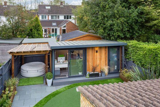 Home Office - 5m x 3m - The Garden Office