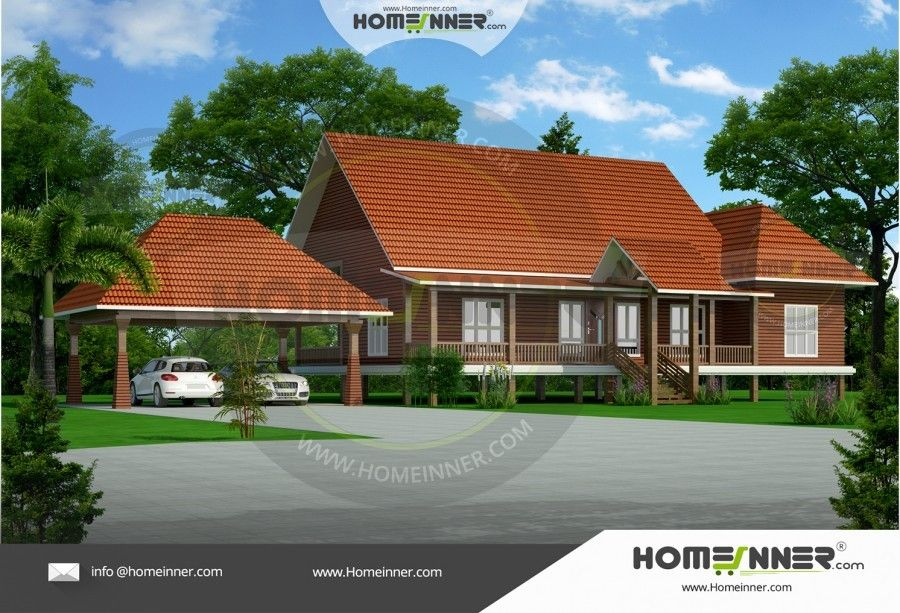 Single Story 2470 sq ft 3BHK Home Plan Home Designs Pinterest