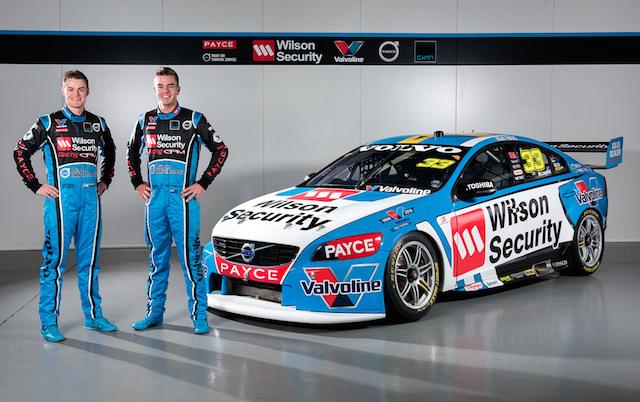 Fresh Look For Garry Rogers Volvos Super Cars Volvo Australian V8 Supercars