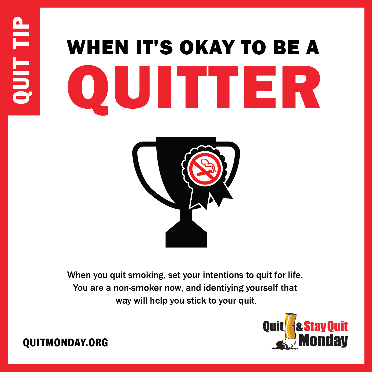 Pin on Quit Monday Tips