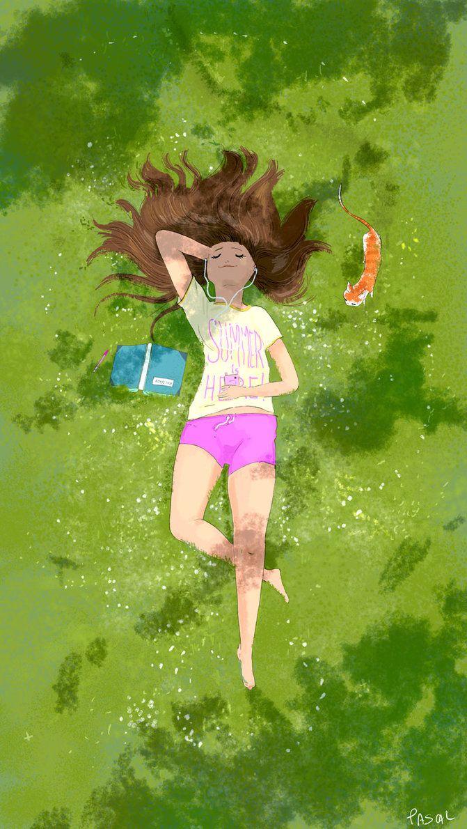 Summer Break! by PascalCampion on DeviantArt