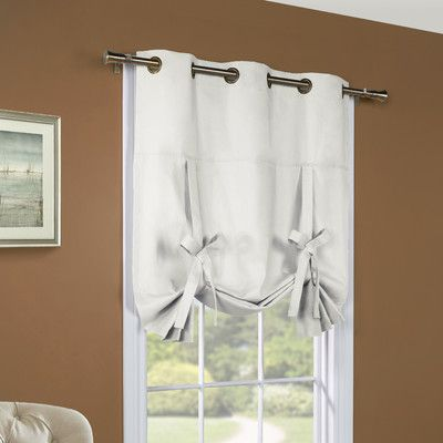 Alcott Hill Hopedale Thermal Lined Curtain Panel Wayfair In 2020 Home Curtains Tie Up Curtains Curtains