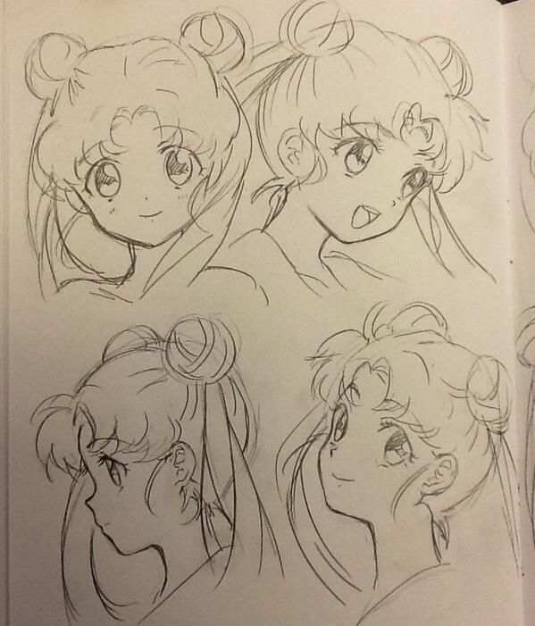 Sailor Moon   Manga Anime   Pinterest   Dibujo, Sailoor moon y Dibujar