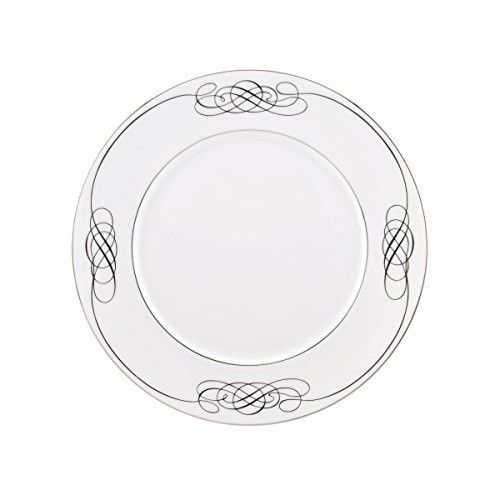 Mikasa, Cameo Platinum Accent Plate, 9-Inch
