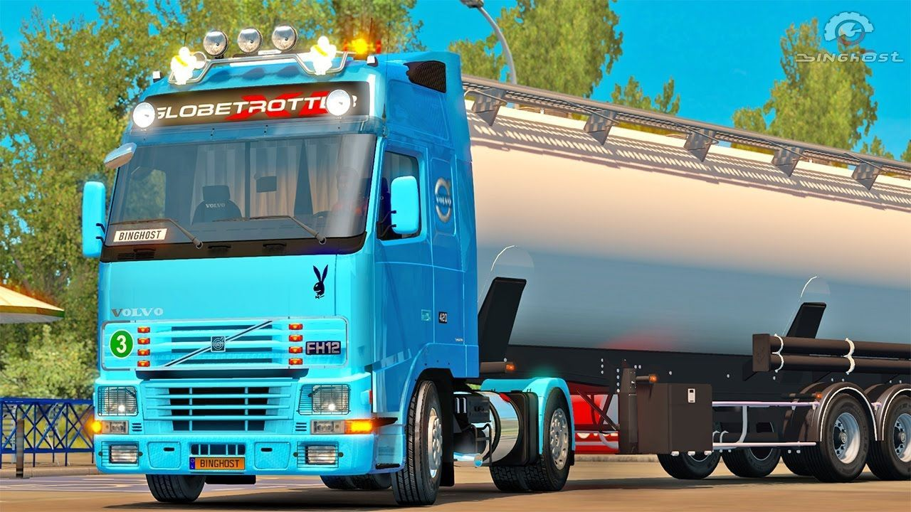Volvo FH12 & FH16 ETS2 (Euro Truck Simulator 2) Volvo